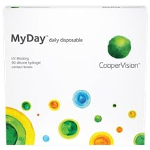MyDay daily disposable 90 pack contact lenses