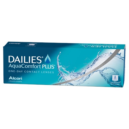 DAILIES AquaComfort Plus 30 Pack contacts