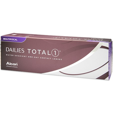 DAILIES TOTAL1 Multifocal 30pk contacts