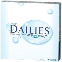FOCUS DAILIES 90 Pack contact lenses