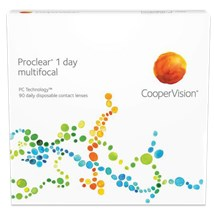 Proclear 1 day multifocal 90 pack contact lenses