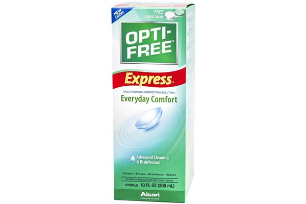 Opti-Free Express Multi-Purpose Solution (10 fl. oz.) SolutionsCleaners